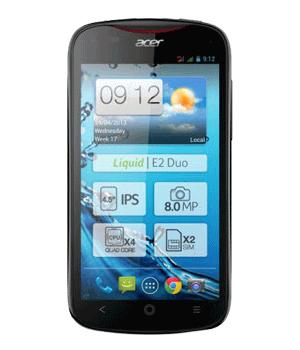 Acer Liquid E2 Duo Handyversicherung