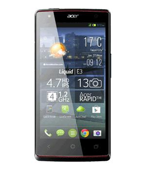 Acer Liquid E3 Plus Handyversicherung