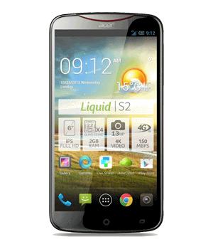 Acer Liquid S2 Handyversicherung