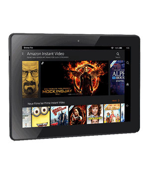 Amazon Fire HDX 8.9 Tablet Versicherung