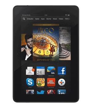 Amazon Kindle Fire HDX 7 Tablet Versicherung