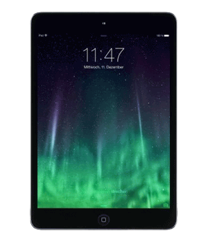 Apple iPad Mini 2 Tablet Versicherung