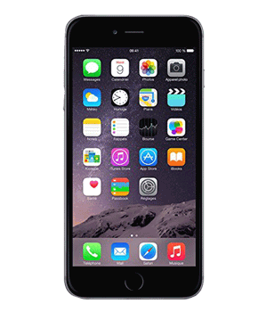 Apple iPhone 6 Plus 64 GB Handyversicherung