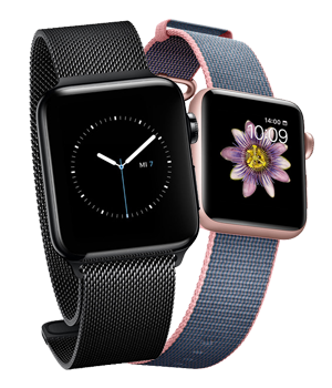 Apple Watch Series 2 Versicherung