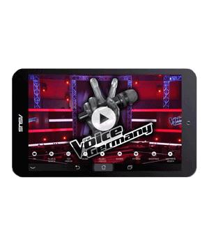 Asus Pro Sieben Entertainment Tablet Versicherung