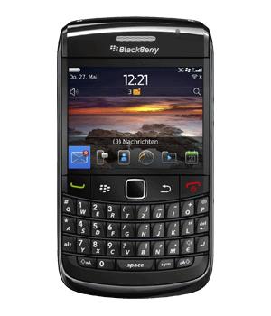 Blackberry Bold 9780 Handyversicherung