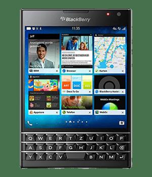 Blackberry Passport Handyversicherung