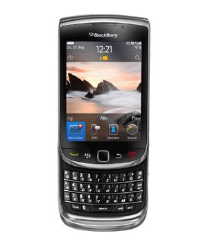 Blackberry Torch 9800 Handyversicherung