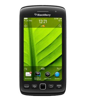 Blackberry Torch 9860 Handyversicherung