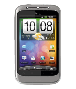 HTC Widfire S Handyversicherung