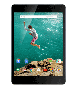 HTC Nexus 9 Tablet Versicherung
