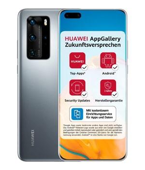 Huawei P40 Pro Handyversicherung
