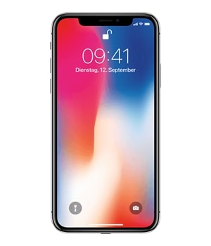 Apple iPhone X Handyversicherung