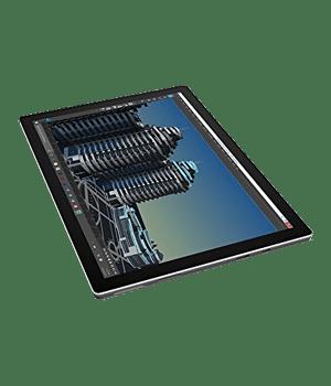 Microsoft Surface Pro 4 Tablet Versicherung