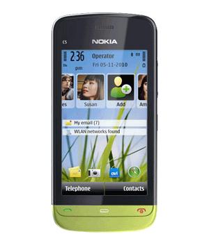 Nokia C5 Handyversicherung