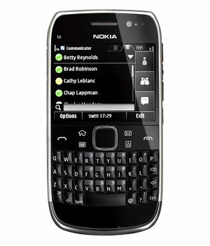 Nokia E6 Handyversicherung
