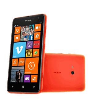 Nokia Lumia 625 Handyversicherung