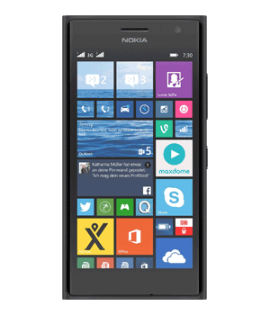 Nokia Lumia 730 Dual SIM Handyversicherung