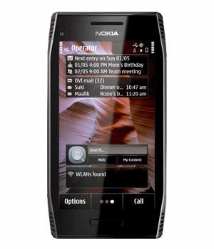Nokia X7 Handyversicherung