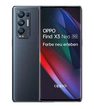 oppo Find X3 Neo Handyversicherung