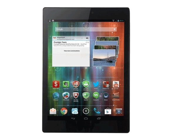 Prestigio Multipad 4 Diamond Tablet Versicherung