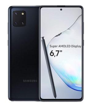 Samsung Galaxy Note 10 lite Handyversicherung