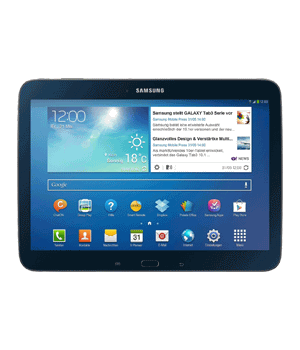 Samsung Galaxy Tab 3 10.1 P5210 Tablet Versicherung
