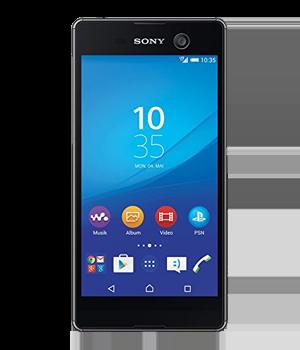 Sony Xperia M5 Handyversicherung
