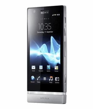 Sony Xperia P Handyversicherung