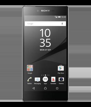 Sony Xperia Z5 Premium Handyversicherung